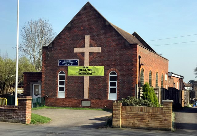 Garston community church Garston Watford